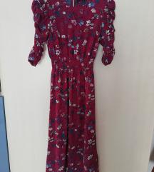 Zenska midi haljina