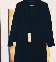 Novi crni Zara kaput