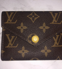 Louis Vuitton monogram mali novcanik