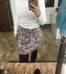 Zara cvijetna suknja