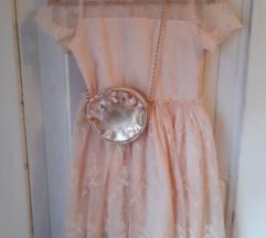 Haljina za djevojcice i torbica