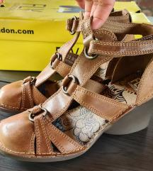 FLYLondon kožne sandale, NOVO!
