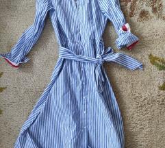 Stradivarius kosulja haljina