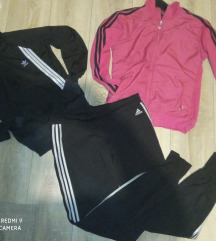 Adidas trenirka 3 dijela
