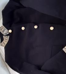 Nova Zara jakna s vezom