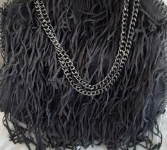 Siva torba s resama