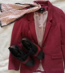 Nove jesenske Oxford cipele, 39