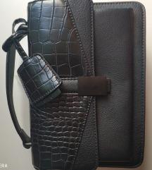 ALDO kožna crna torba