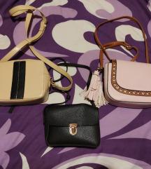 Lot 3 torbice AKCIJA 25 KN