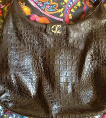 Just Cavalli kožna torba
