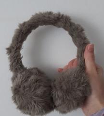Čupave slušalice-grijači za uši