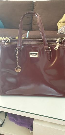 DKNY kozna torba