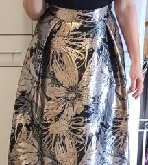 Swing svečana haljina