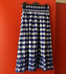 Zara karirana suknja