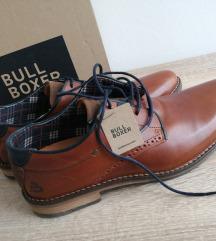 NOVO Bull Boxer muške kožne cipele