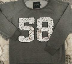 RESERVED debela majica/pulover, akcija😍🎀🎀