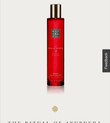 Rituals hair and body mist