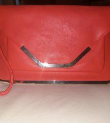 Crvena pismo torbica