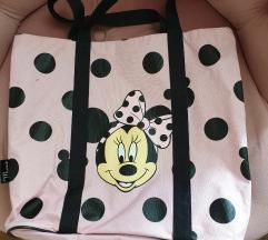 Minnie mouse torba sa ručkama