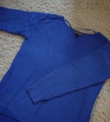 Primark plavi pulover