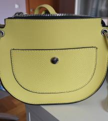 Pastelna žuta torba