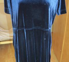 TALBOTS plišana haljina vel.48