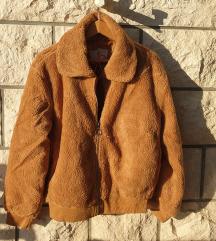 Teddy bomber jakna S/M (s etiketom)