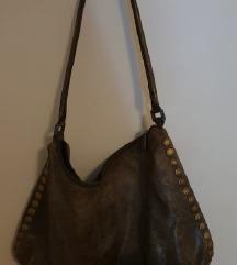 BERGE talijanska kožna torbica