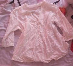 Bijela tunika košulja