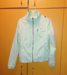 Nova zelena proljetna jakna :)