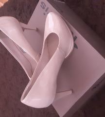 Cipele Tamaris bež sjajne, 39