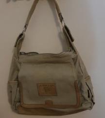 AMAZON platnena sportska torbica