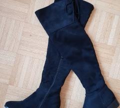Čizme iznad koljena! Nove, nošene samo jednom!