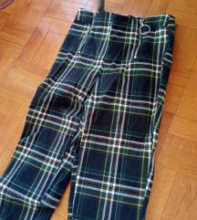 NOVE karirane hlače :)