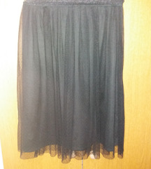 Zara suknja s tilom