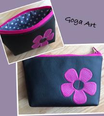 Nova kozmetička torbica / ručni rad