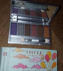 Novo - eyeshadow paleta Triffle cosmetics