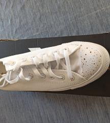 nove converse bijele tenisice