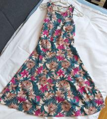 Ljetna cvjetna haljina H&M