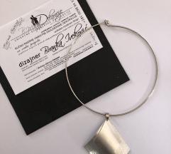 Dizajnerska ogrlica