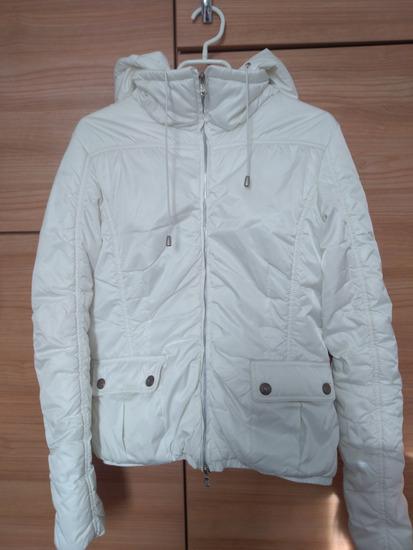 Bijela jakna S