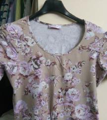 Cvjetna majica, S, Orsay