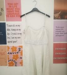 Slatka svijetloplava haljina