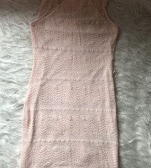 Bershka baby roza haljina