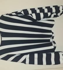 Prugasta majica dugih rukava