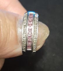Prsten zlato 10 kt