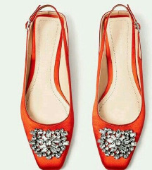 Zara orange cipelice TRAZIM