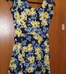 Cvjetna haljina guess