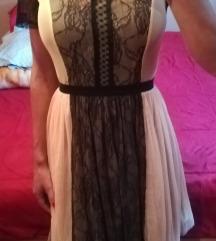 Predivna haljinica od čipke danas i sutra 120kn