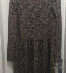 Zara haljinica naglasenih ramena